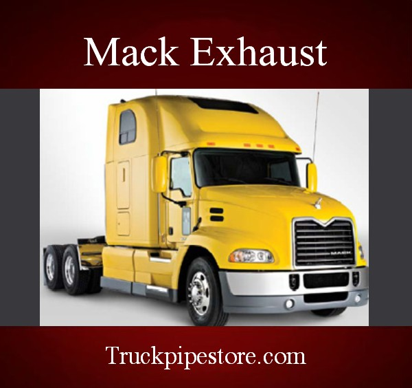Exhaust Parts For Mack Trucks : Truck exhaust systems horizontal vertical