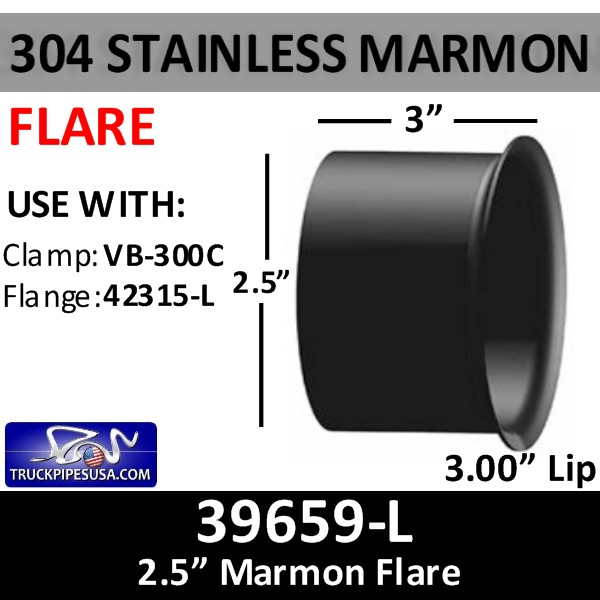 39659-l-2-5-inch-304-stainless-steel-marmon-flare-truck-exhaust-pipe-truckpipesusa.jpg