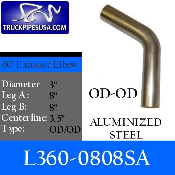 l360-0808sa-60-degree-exhaust-elbow-aluminized-steel-3-inch-round-tube-8-inch-legs-od-od-tubing-for-big-rig-trucks.jpg