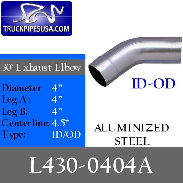 l430-0404a-30-degree-exhaust-elbow-aluminized-steel-4-inch-round-tube-4-inch-legs-id-od-tubing-for-big-rig-trucks.jpg