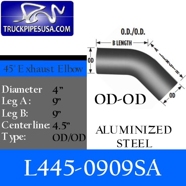 l445-0909sa-45-degree-exhaust-elbow-aluminized-steel-4-inch-round-tube-9-inch-legs-od-od-tubing-for-big-rig-trucks.jpg