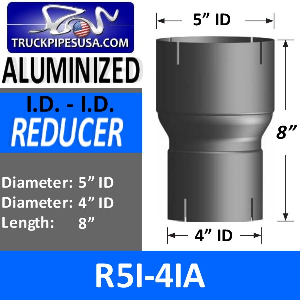 r5i-4ia-exhaust-reducer-id-to-id-aluminized-exhaust-5-inch-id-to-4-inch-id-8-inches-long.jpg
